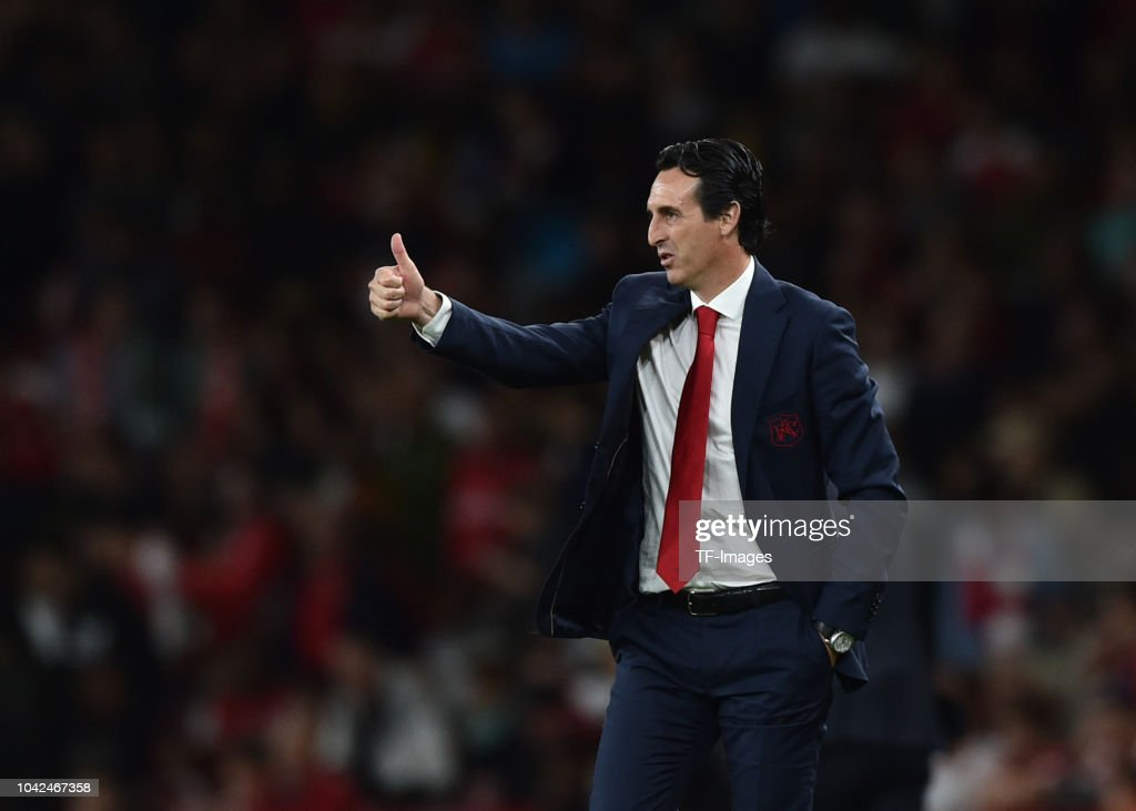 Arsenal v Vorskla Poltava - UEFA Europa League - Group E : ニュース写真