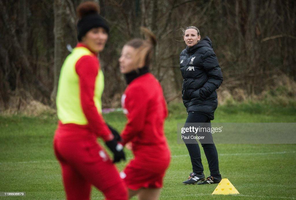 Liverpool F.C. Women, Telegraph UK, December 12, 2019 : News Photo