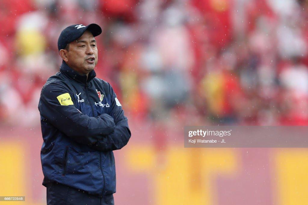 Nagoya Grampus v Kamatamare Sanuki - J.League J2 : ニュース写真