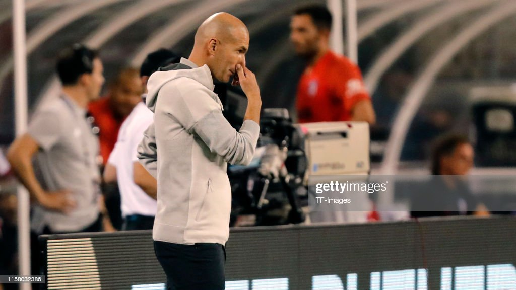 Real Madrid v Atletico de Madrid - 2019 International Champions Cup : ニュース写真