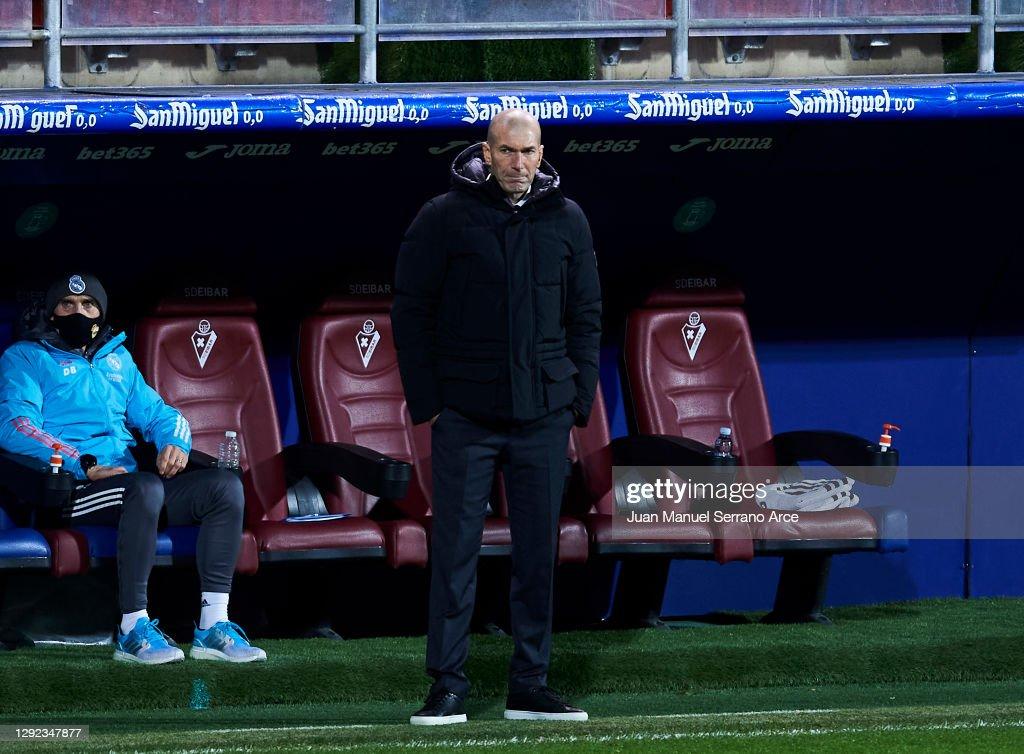SD Eibar v Real Madrid - La Liga Santander : News Photo