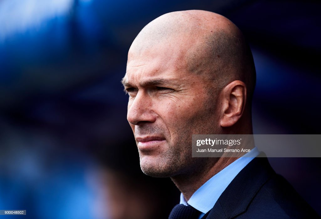 Eibar v Real Madrid - La Liga : News Photo