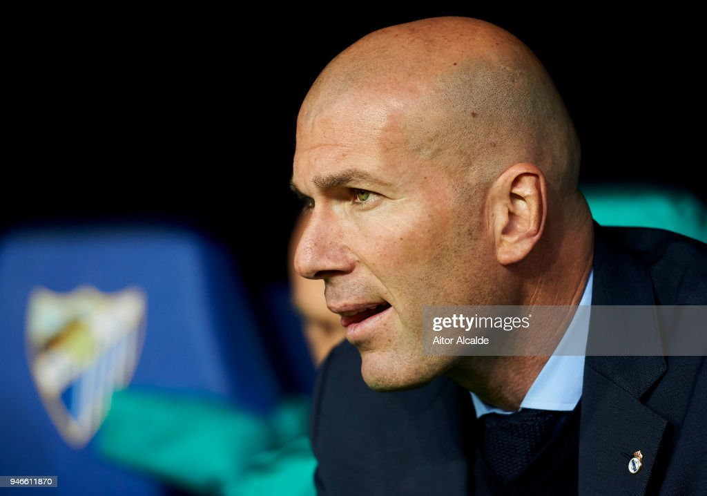Malaga v Real Madrid - La Liga : News Photo