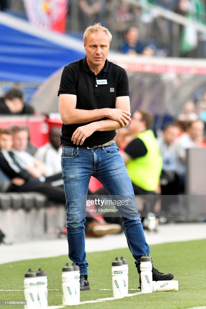 AUT: FC Liefering v WSG Wattens - 2. Liga