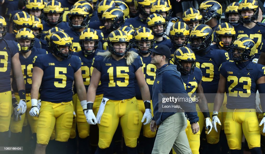 Penn State v Michigan : News Photo