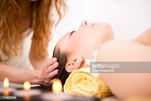 Head Massage XXXL
