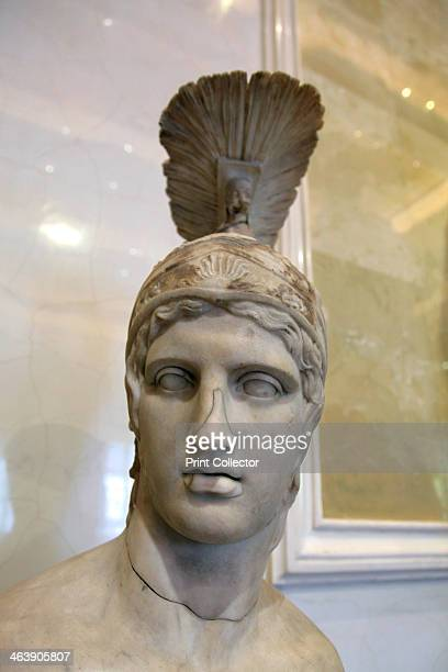 Head of Ares God of War early 2nd century After the Greek original of the 420s BC by Alkamenes The equivalent of Ares in the Roman pantheon was Mars...
