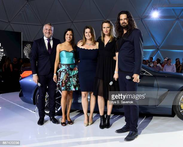 Head of BMW Group Cultural Engagement Thomas Girst BMW Head of Brand Cooperation Hedwig Solis Weinstein BMW North America VP of Marketing Trudy Hardy...