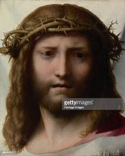 Head of Christ 15251528 Found in the collection of the J Paul Getty Museum Los Angeles