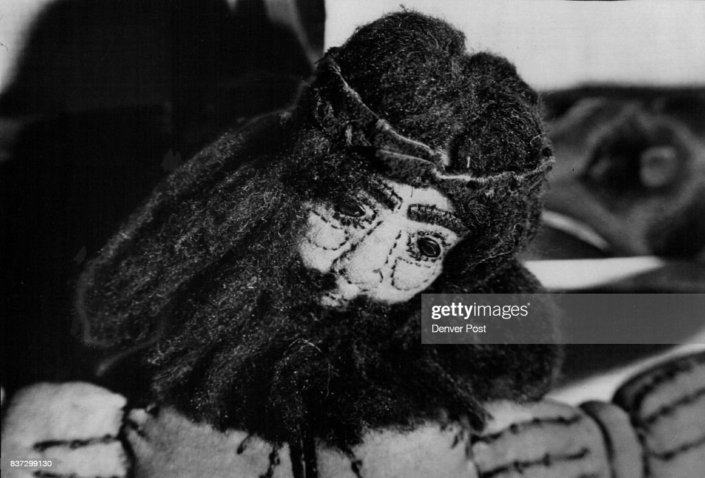 Head Of Christ Detail From Pearl Sanchez Plouf S Soft Sculpture News Photo Getty Images