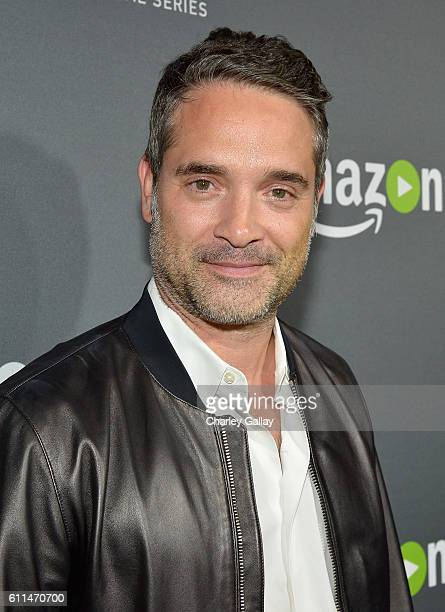 Head of Drama Series for Amazon Studios Morgan Wandell attends the Amazon red carpet premiere screening of original drama series 'Goliath' at The...