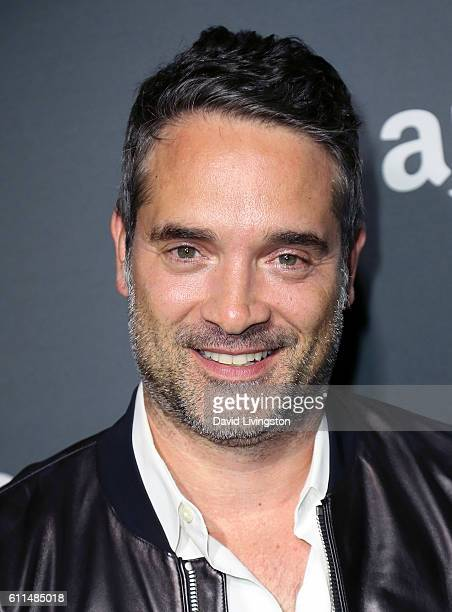Head of Drama Series for Amazon Studios Morgan Wandell attends the premiere of Amazon's 'Goliath' at The London West Hollywood on September 29 2016...