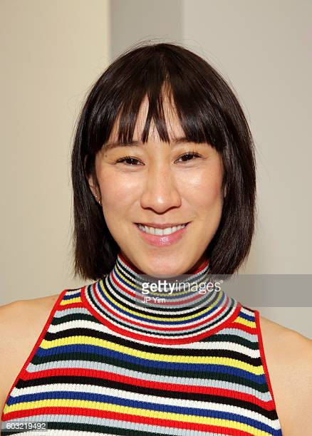 Head of Fashion at Instagram Eva Chen attends the Proenza Schouler fashion show during New York Fashion Week on September 12, 2016 in New York City.