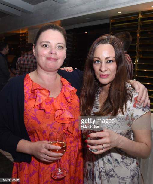 Head of Games Children's Membership and Awards at BAFTA Kelly Smith and Director of Awards Membership at BAFTA Emma Baehr attend BAFTA Honours Riot...