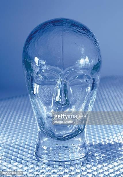 Head of glass