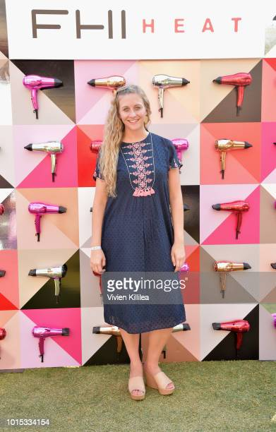 Head of Influencer Marketing Go Fish Digital Jessie Butner attends SIMPLY LA Fashion Beauty Conference Powered By WhoWhatWear at The Americana at...