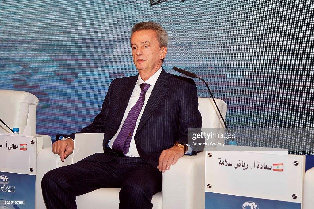 Lobbying for Better Arab - International Banking Cooperation : News Photo