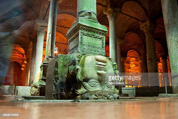 head of medusa - medusa stock photos and pictures