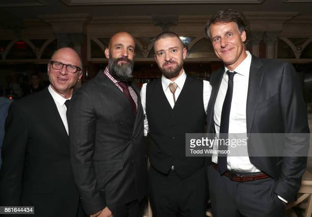 Head of Movie Distribution and Marketing at Amazon Studios Bob Berney Amazon Studios Worldwide Head of Motion Pictures Jason Ropell Actor Justin...