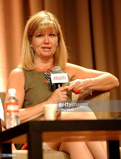 Head of Programming and Branded Content MEC Chantal Rickards at Variety's 2011 BritWeek Film and TV Summit at The Beverly Hilton hotel on April 29...