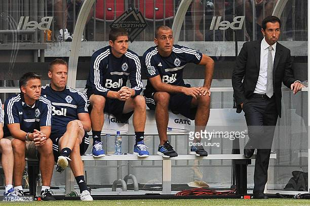 Head of Sports Medicine and Science Rick Celebrini Goalkeeper Coach Marius R¿vde Assistant Coach Carl Robinson Assistant Coach Paul Ritchie and Head...
