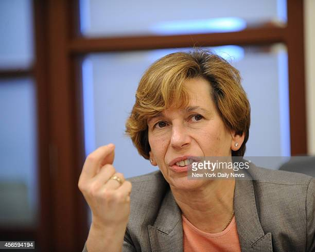 Head of the American Federation of Teachers AFT President Randi Weingarten