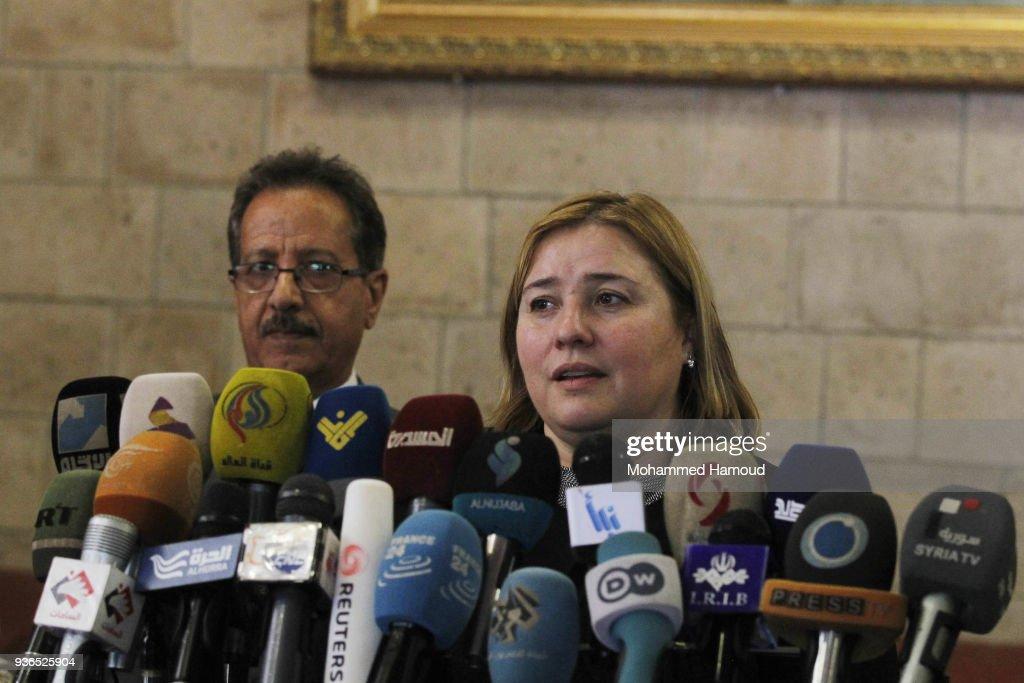 European Union Sends Delegation To War-torn Yemen