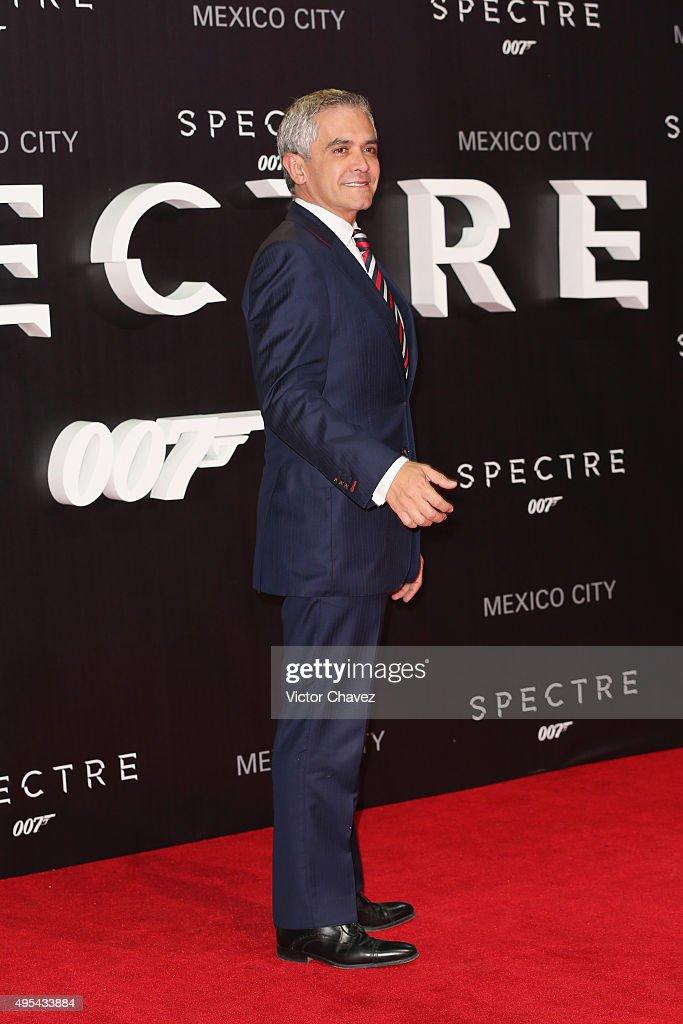 """""""Spectre"""" Mexico City Premiere Red Carpet - Arrivals"""