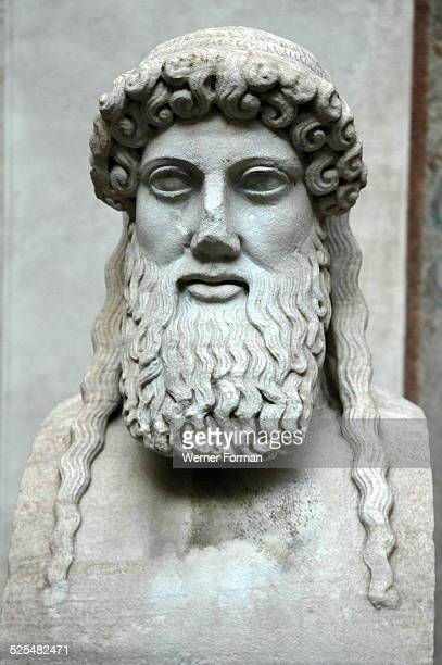 Head of Zeus Roman copy of Greek original Rome