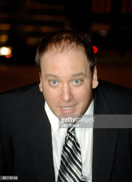 Head writer for the Howard Stern Sirius Satellite radio show Benji Bronck attends Howard Stern's and Beth Ostrosky 's wedding at Le Cirque on October...