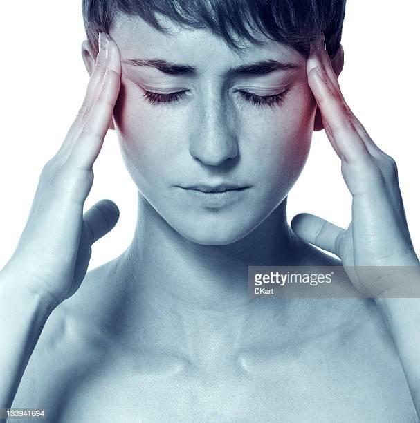 Cefalea ataque. Resaca