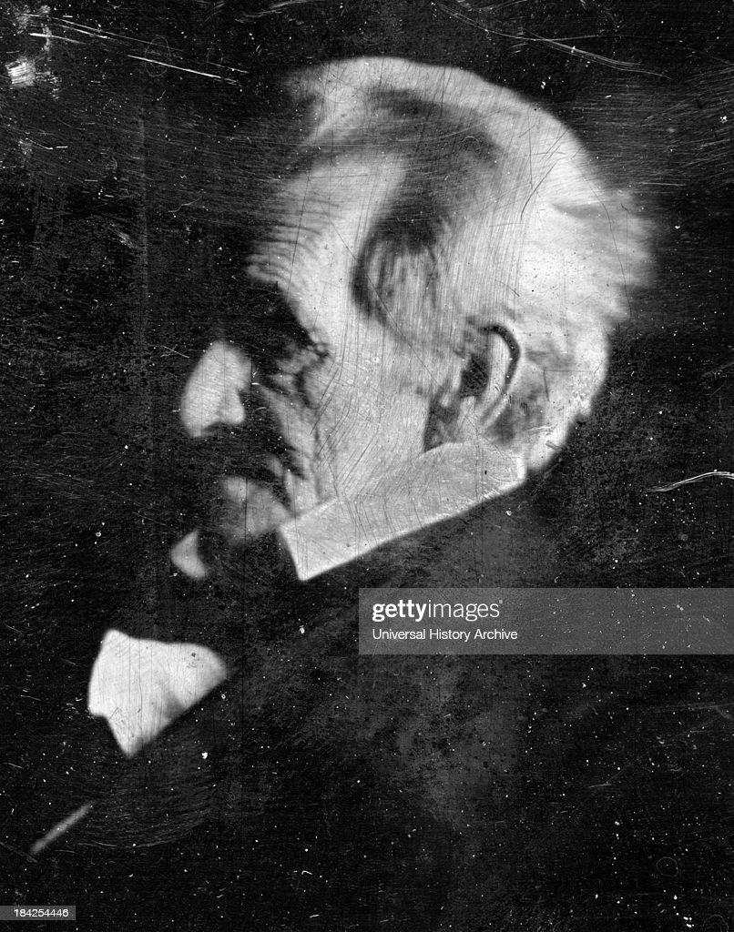 Portrait of US President Andrew Jackson : News Photo