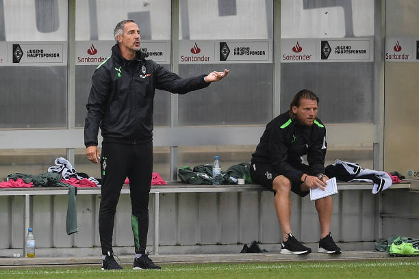 DEU: Borussia Moenchengladbach v SSASP Football Club de Metz - Pre-Season Match Bundesliga