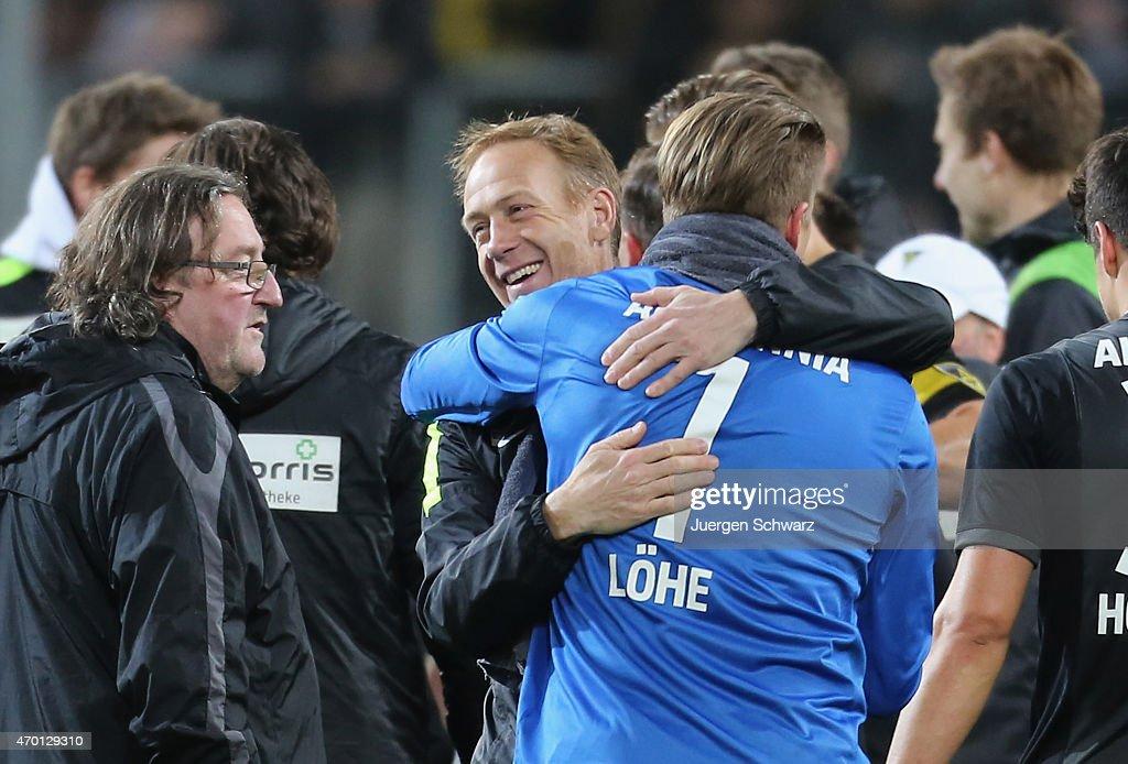 Alemannia Aachen v Borussia Moenchengladbach II - Regionalliga West : News Photo