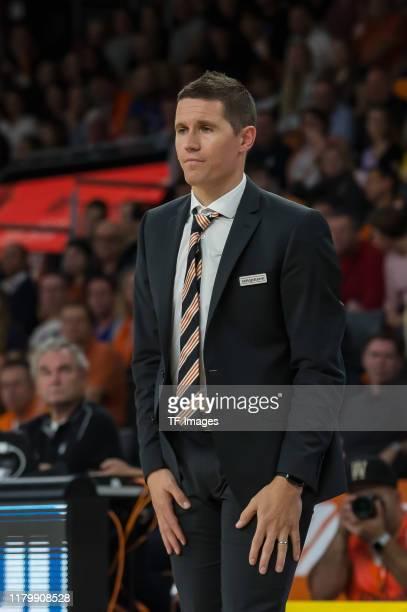Headcoach Jaka Lakovic of Ratiopharm Ulm looks dejected during the EasyCredit Basketball Bundesliga match between Ratiopharm Ulm and Fraport...