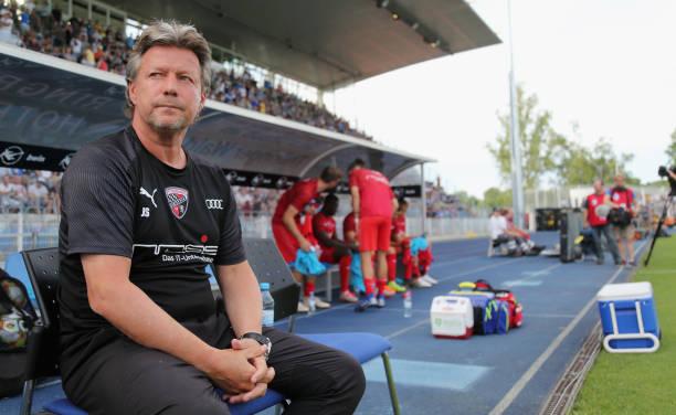 DEU: FC Carl Zeiss Jena v FC Ingolstadt - 3. Liga