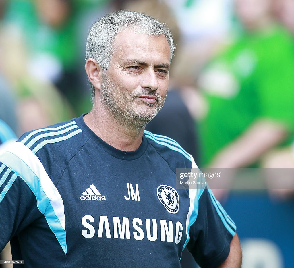 SV Werder Bremen v FC Chelsea - Pre Season Friendly : News Photo