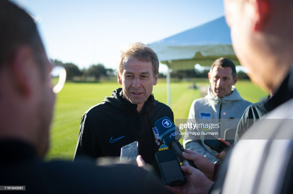 Hertha BSC - Training Camp Orlando - Day 3 : News Photo