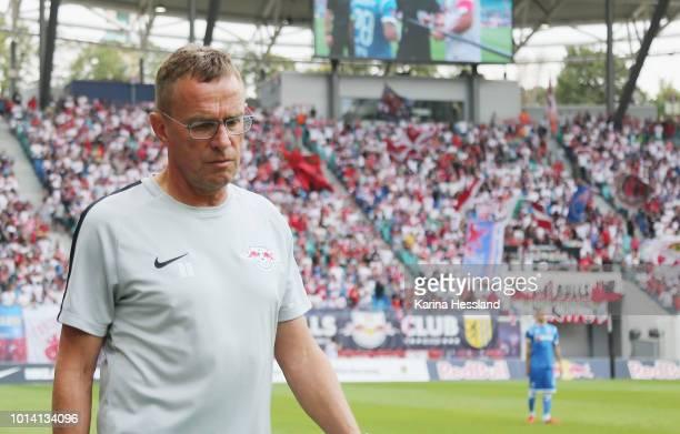 Leipzig V Universitatea Craiova Uefa Europa League Third