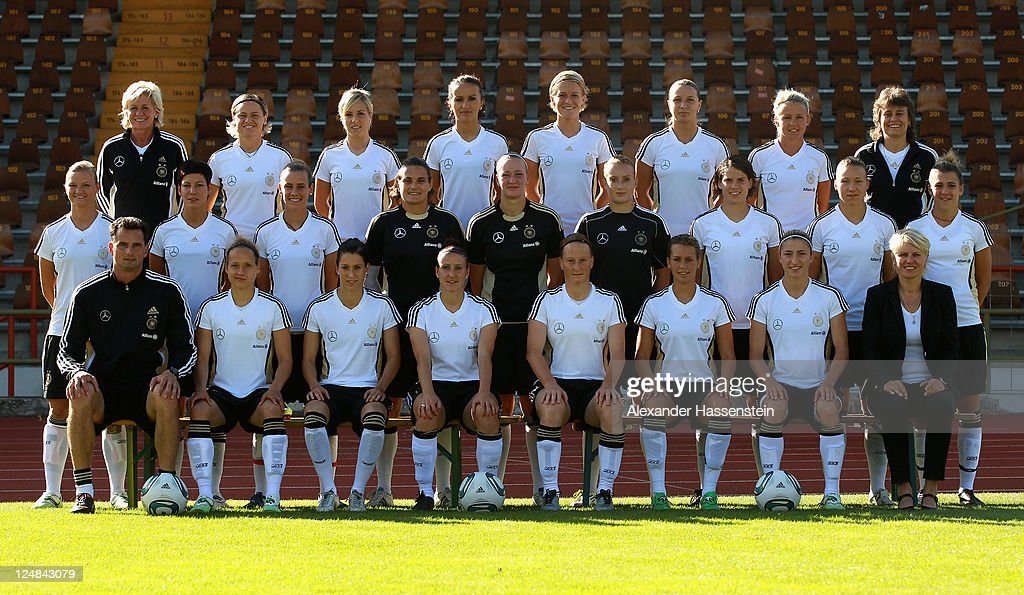 Germany - Women's Team Presentation