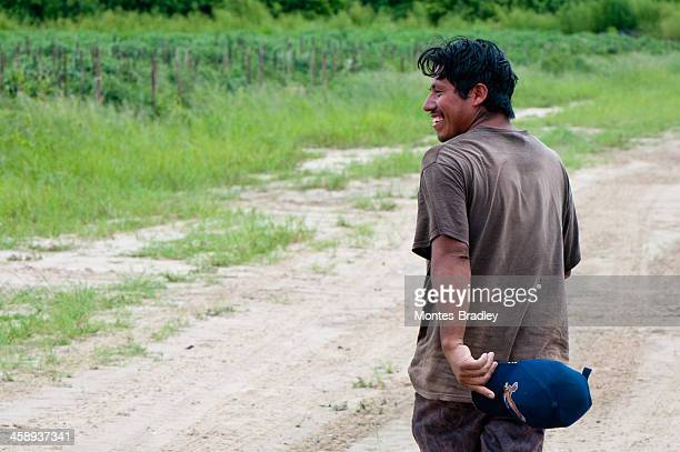 heading home hispanic immigrant - migrant worker stock photos and pictures