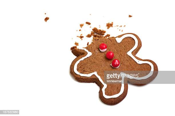 Headless Gingerbread Man