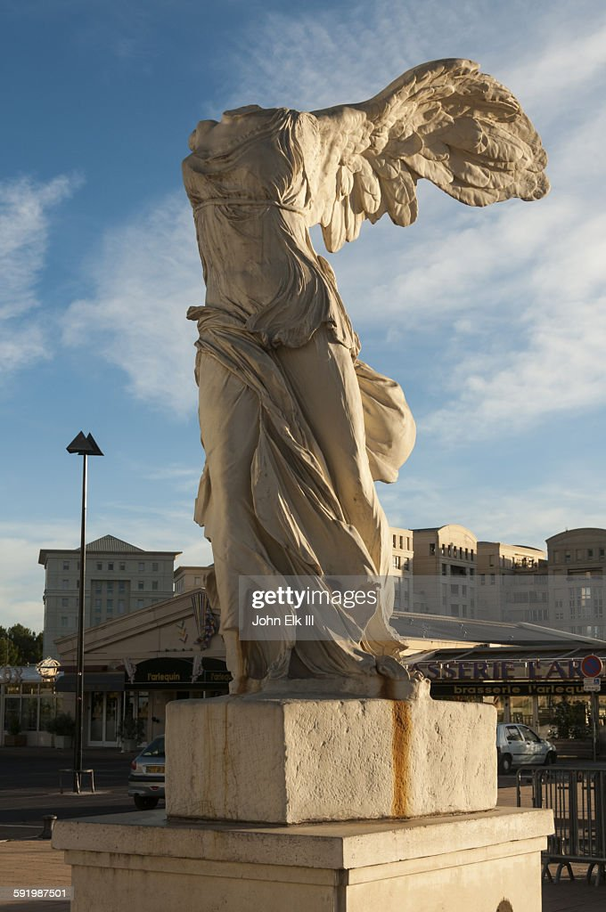 Nike Greek Goddess Stock Photos And Pictures Getty Images