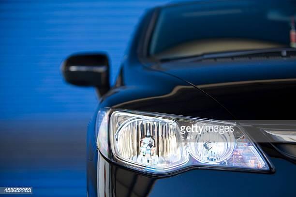 ヘッドライト - honda ストックフォトと画像