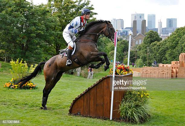 Olympics EquestrianEventing Individual Cross Country William FoxPitt GBR riding Lionheart