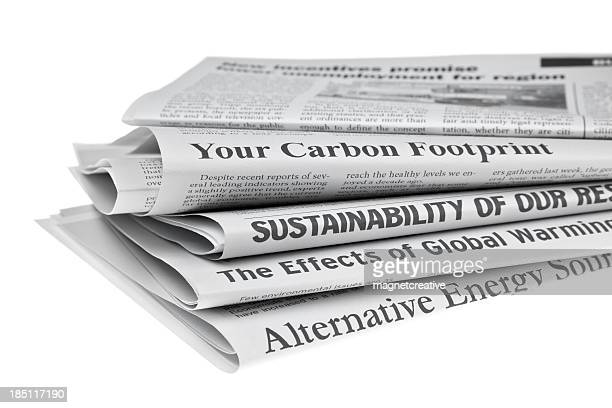 Headlines About Environmental Issues