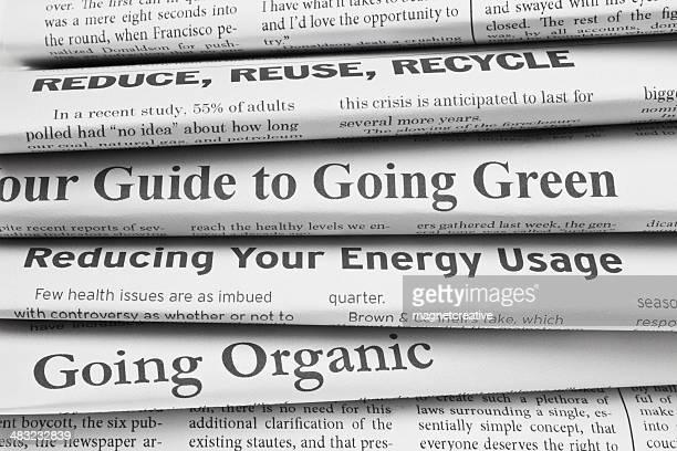 Headlines: Going Green