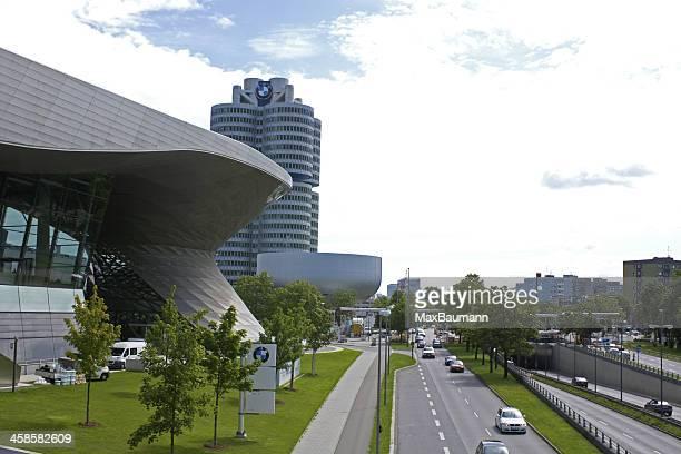 BMW-Hauptsitz und museum