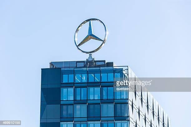 Hauptsitz von Mercedes-Benz in Berlin