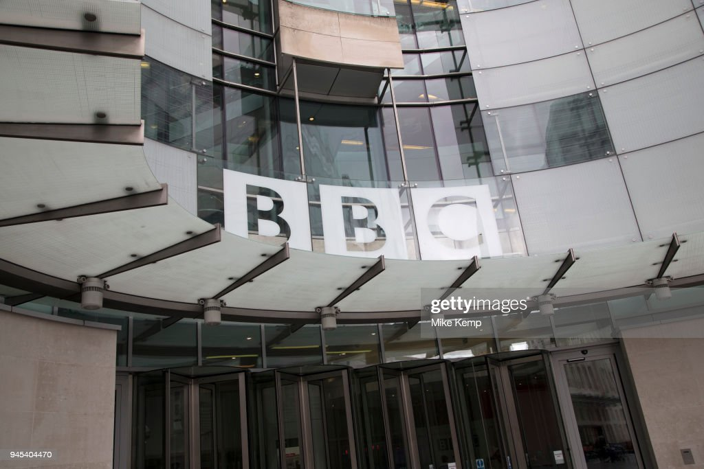 BBC Broadcasting House : News Photo